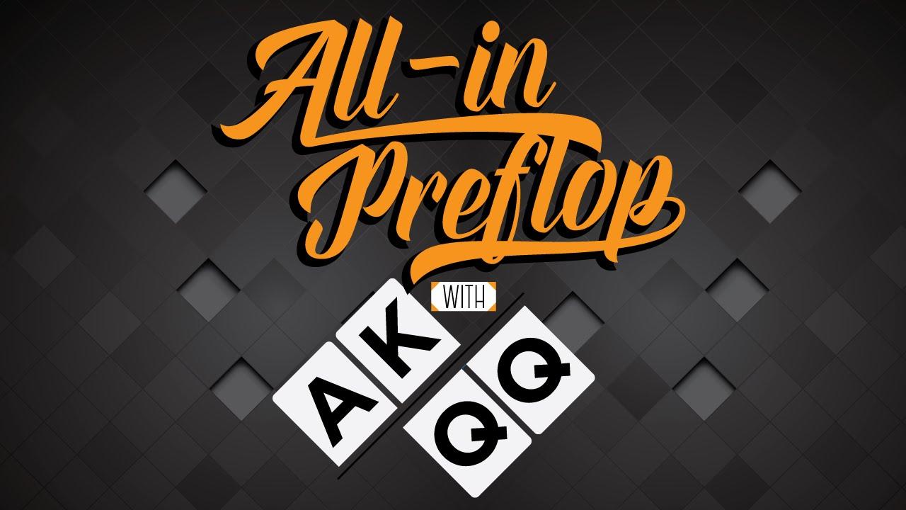 Playing AK Pre-Flop