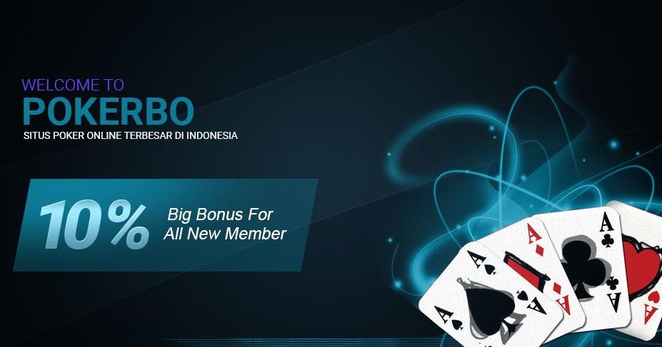 Cara Jadi Member Baru Dan Keuntungan Mendaftar Di Situs Online Pokerbo